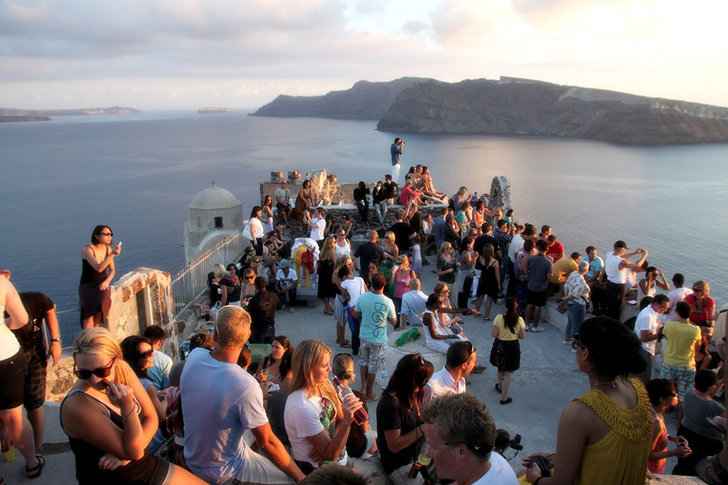Future-Proofing the Tourism Economy for Santorini and Rhodes